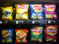 Recycle Crisp Packets